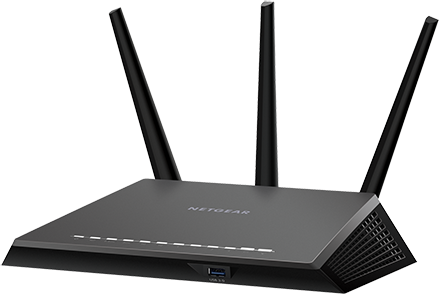 Nighthawk Smart WiFi Router R7000P